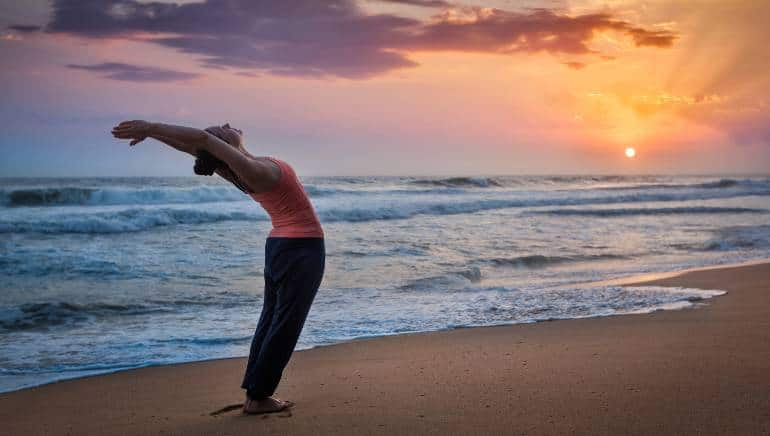Can you lose weight by just doing surya namaskar? Here's the real truth