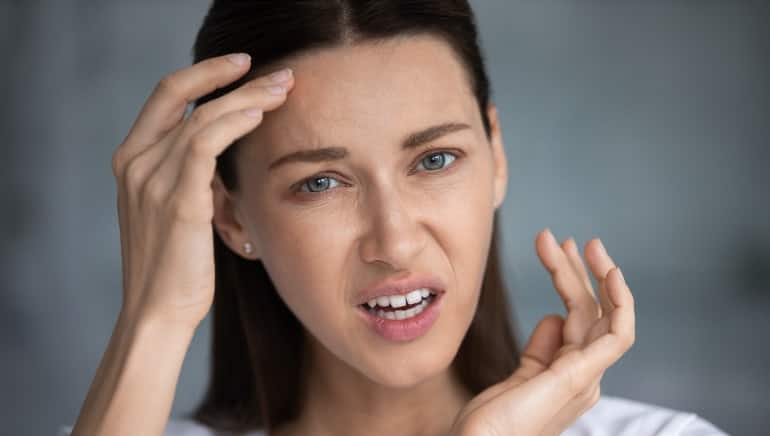 This is your ultimate guide to stress acne and how to deal with it