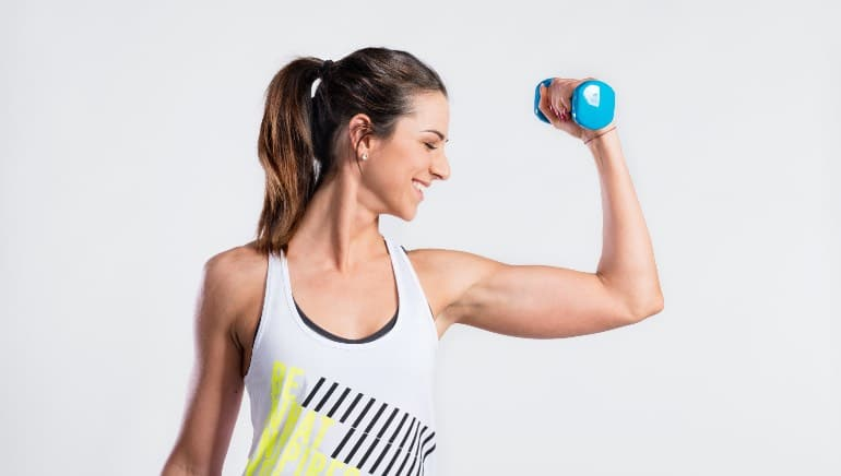 Just started working out with dumb-bells? Here are 5 tips to remember
