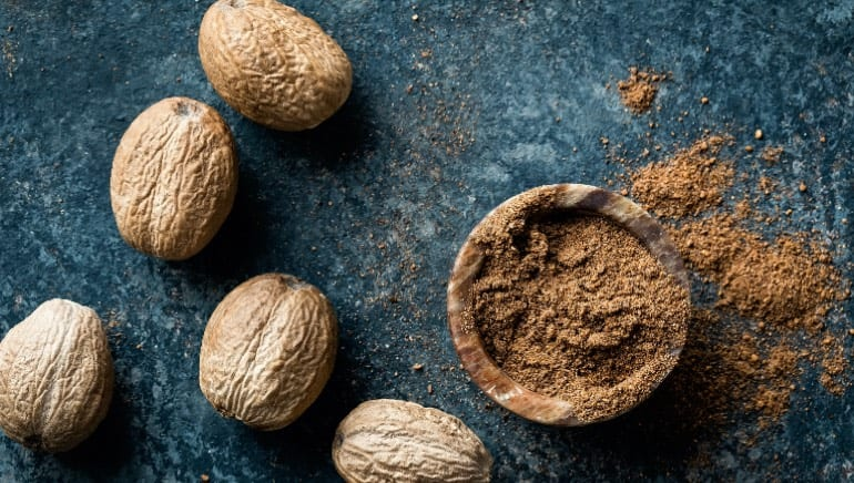 Tired of anxious and sleepless nights? It's time to embrace the miracle of nutmeg