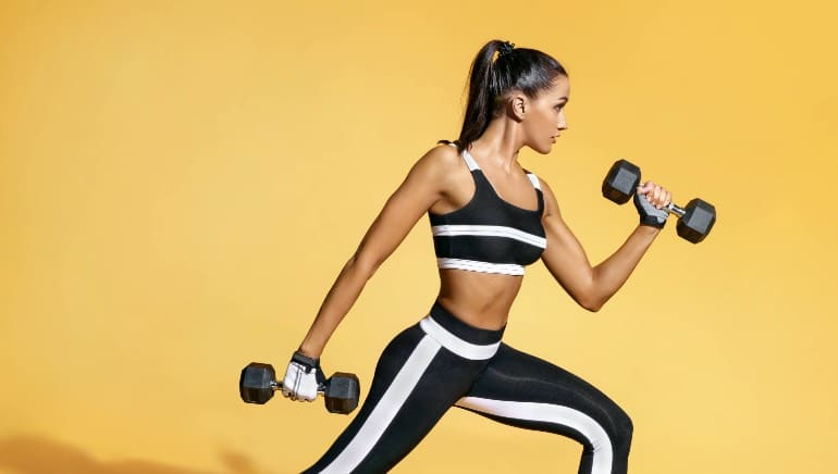 The best way to lose those kilos? Do more strength training than cardio