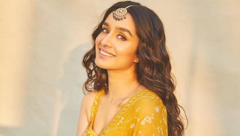 Shraddha Kapoor shares her secret to staying positive and happy