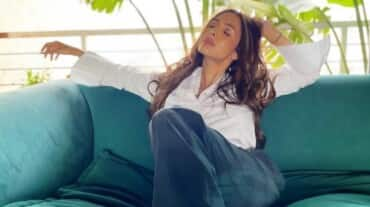 Watch: Malaika Arora doing cardio with planks will inspire you to get moving