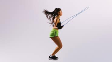 I combined skipping with these 10 exercises and lost 2 kilos in just 10 days