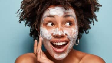Use these 5 simple skin care tips to keep your skin clear of excess oil