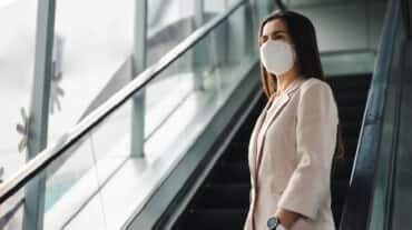 Ditch cloth and use N95 masks to fight airborne Covid-19, advises top doctor