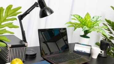 Give your workstation a healthy makeover with these 9 simple additions