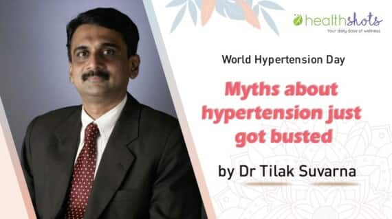 World Hypertension Day: Myths About Hypertension Just Got Busted