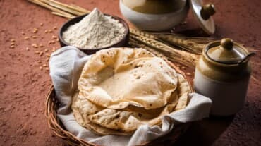 These flour options can turn your regular roti into a weight-loss friendly food