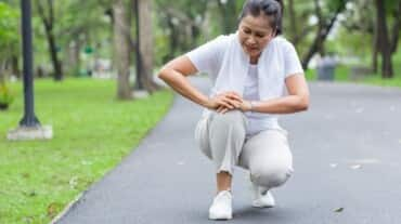 Suffering from arthritis? These exercises can help you cope with knee pain