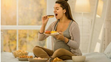 'Eating for two' during pregnancy? Know all the perks and quirks right here